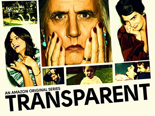 An Amazon Original Series: Transparent. Images of cast.