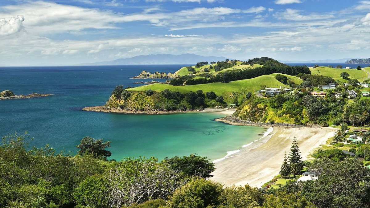 Waiheke Island - Food, Wine, Scenic Paradise 35 Minutes from Auckland