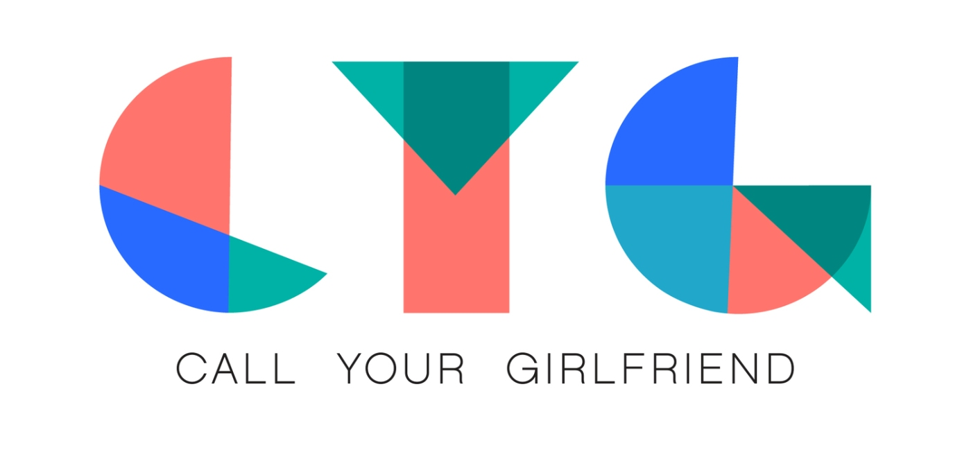 Call Your Girlfriend Logo