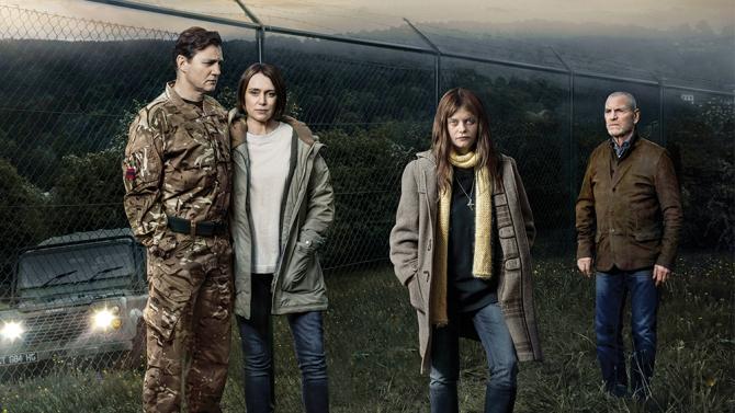 Main cast of The Missing Season 2