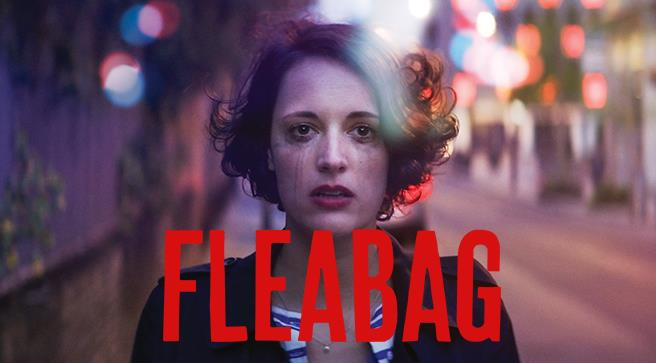 Phoebe Waller-Bridge stars in Fleabag