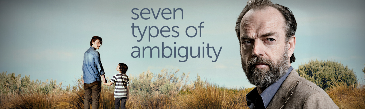 Seven Types Of Ambiguity with Hugo Weaving and Xavier Samuel