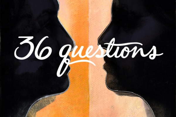 36 Questions - A Podcast Musical by Two-Up Productions