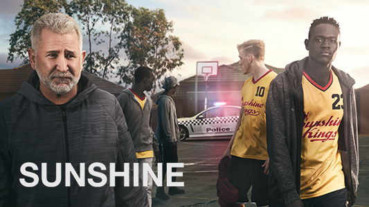 Anthony LaPaglia and cast star in Sunshine.