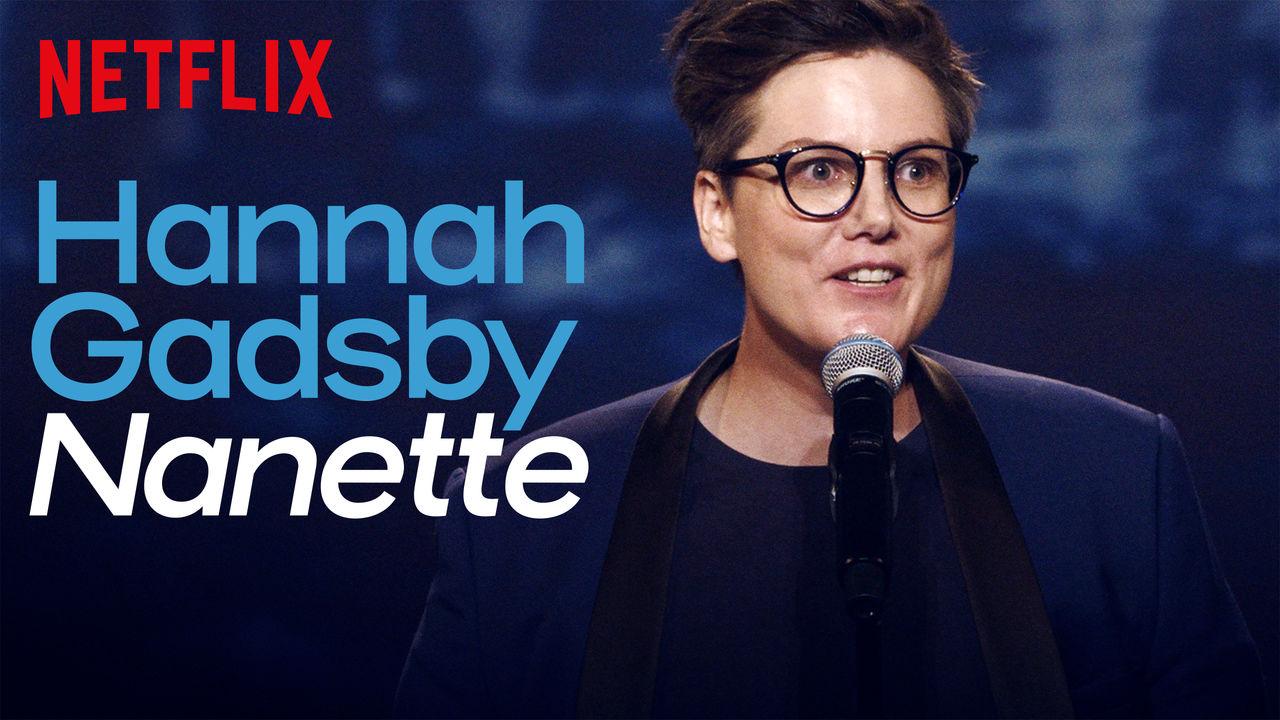 Hannah Gadsby's Nannette on Netflix