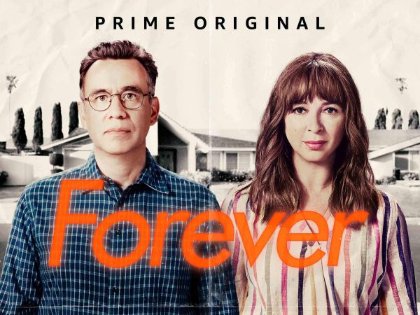 Amazon Prime's Forever starring Maya Rudolph and Fred Armisen
